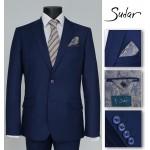 Мужской костюм: признаки качества  и стилья