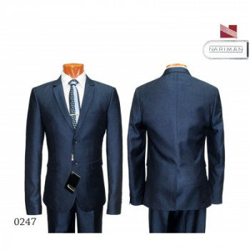 ААА5 Приталенный костюм
